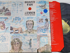JOHN LENNON Shaved Fish 1975 UK LP оригинал Англия